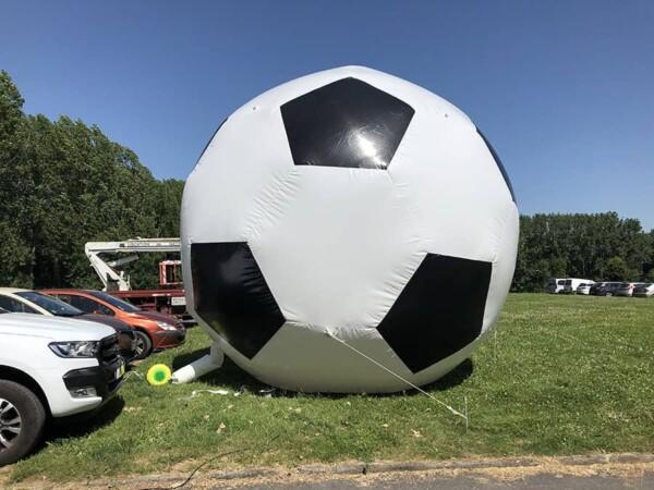 Ballon 5m : 1ere sortie