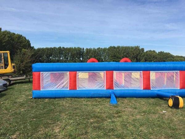 Labyrinthe gonflable géant : profil