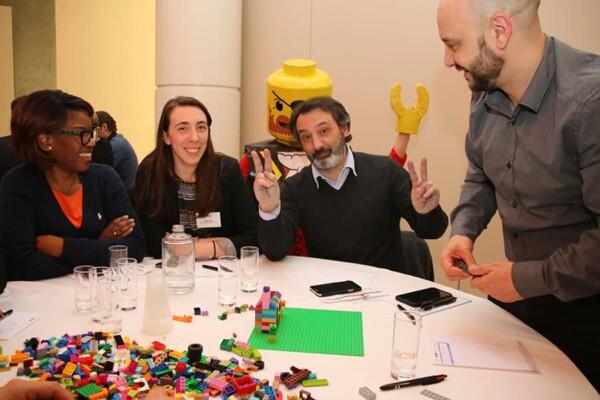 Lego : création