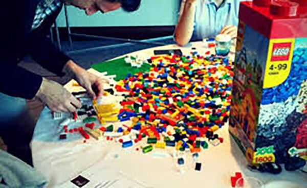 Lego : le plein de briques