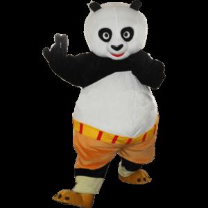 Mascotte kung fu Panda : image de base