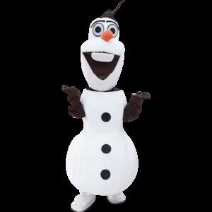 Mascotte Olaf : image de référence