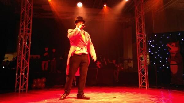 Noël au Cirque : Monsieur Loyal