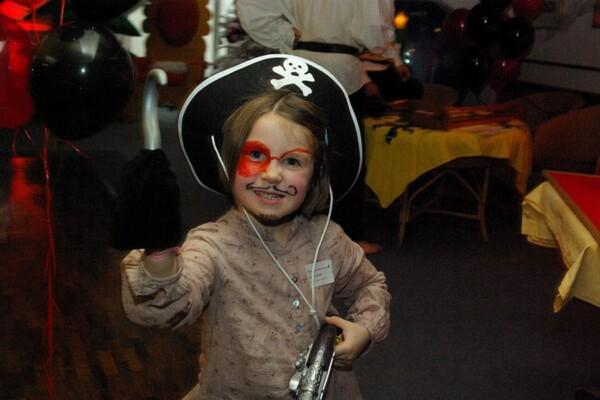 Noël chez les pirates : Oeil rouge la terrible