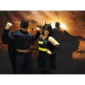 Noël chez les super héros : Batman & Co
