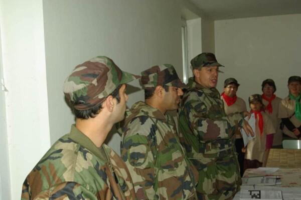 Opération commando : au rapport
