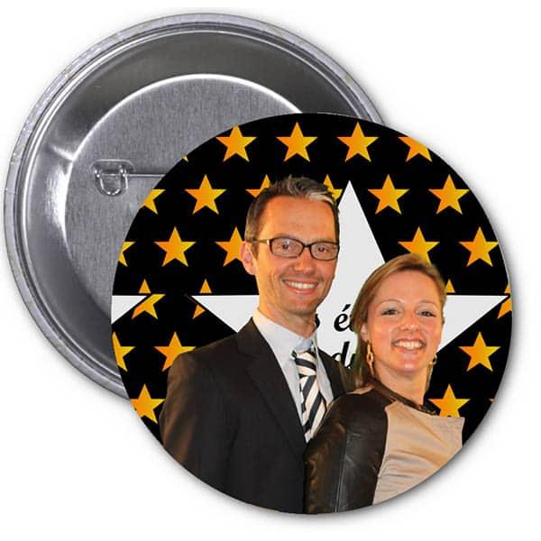 Photobadges : badge fini