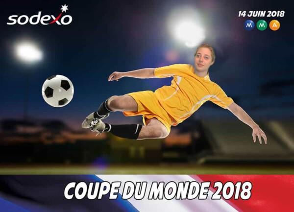Photocall : soirée foot