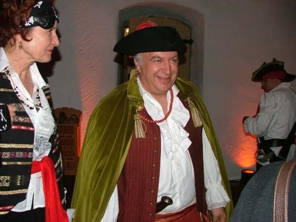 Pirate : l'arrivée des pirates