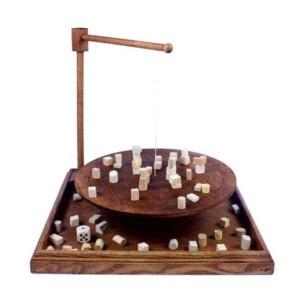 Plateau d'équilibre : le jeu détouré