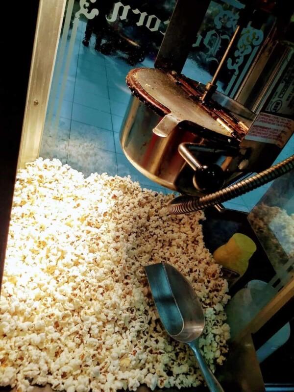 Stand Popcorn - le popcorn