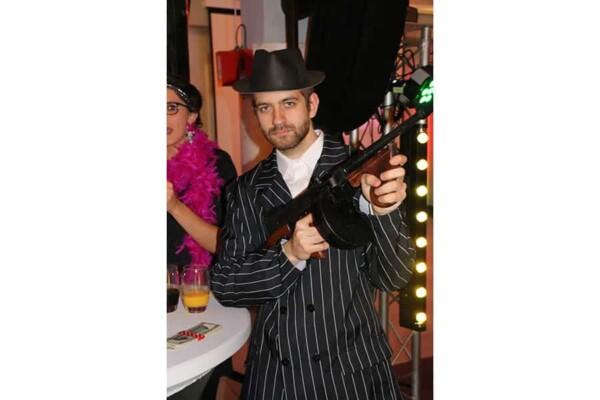 Prohibition : le gangster