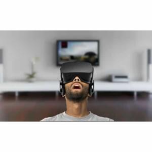 Réalité virtuelle : image de base