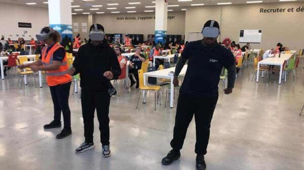 Realité virtuelle : 3 candidats