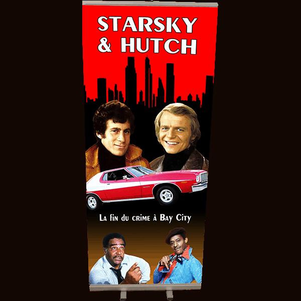 Roll Up 85x200 Starsky Hutch copie 4