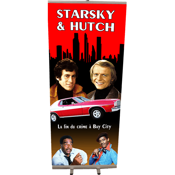 Roll Up 85x200 Starsky & Hutch