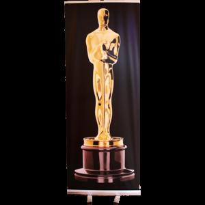 Roll up Oscar cinéma 85x200