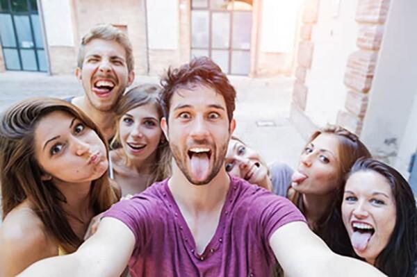 Selfie Adventure : en délire