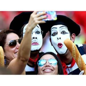 Selfie Adventure : version mimes