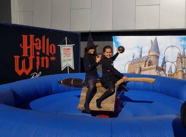 simulateur de Quidditch - 2 enfants
