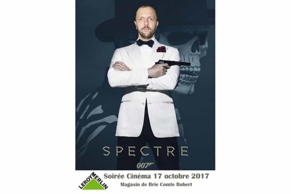 Soirée cinéma : james Bond