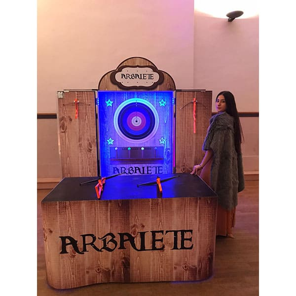 Stand Arbalète : soirée Games of thrones