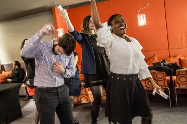 Stand Wii : ils dansent