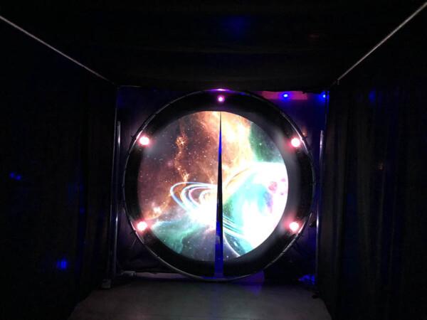 Stargate installée