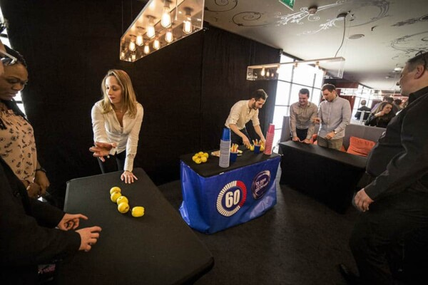 TV Show : 60 secondes chrono : le stand