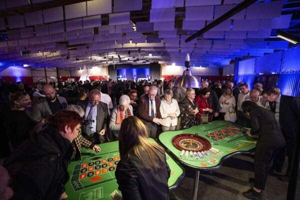 Table de Roulette : les tables