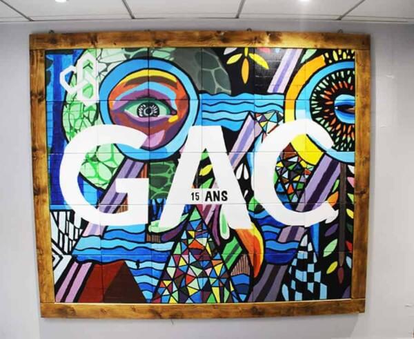Team building Art Building : la toile GAC
