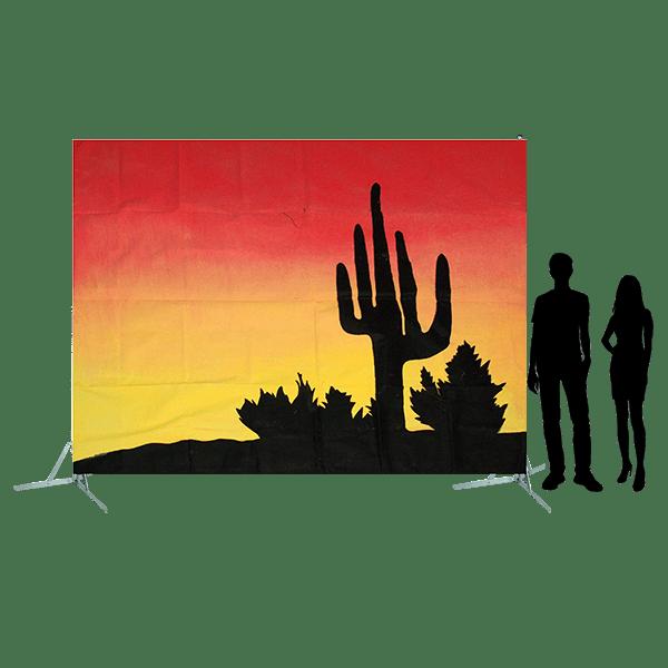 Toile 21 - Cactus géant