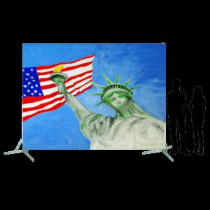 Toile 22 - statue de la liberté