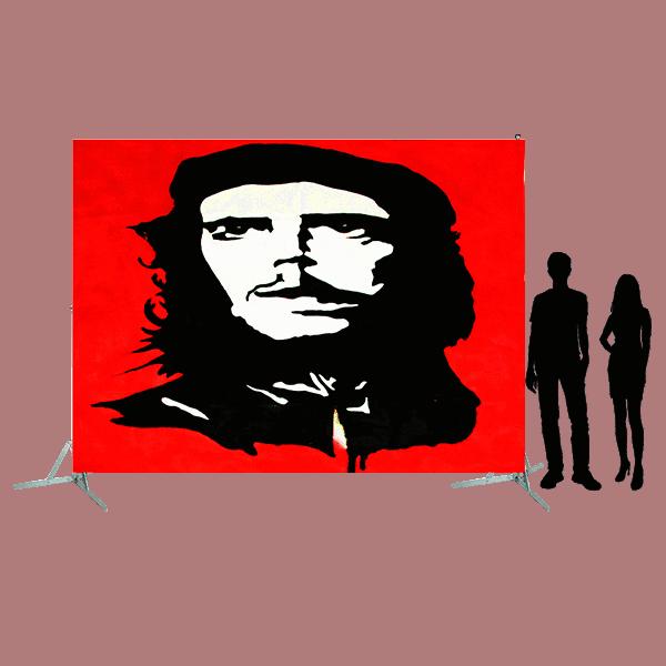 Toile 31 - Che Guevara