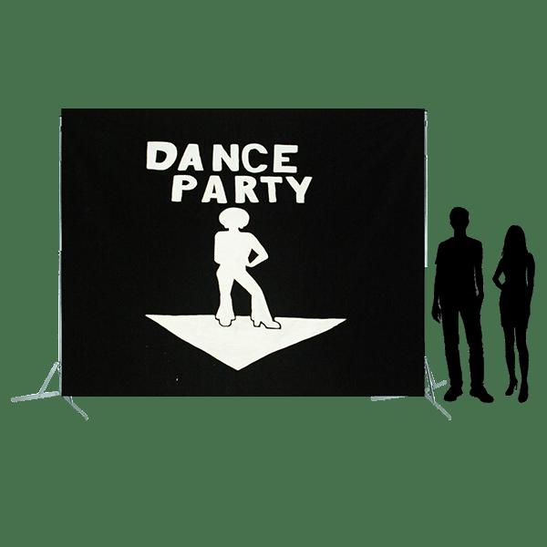 Toile 42 dance party copie 4