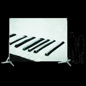 Toile 46 - touches de piano