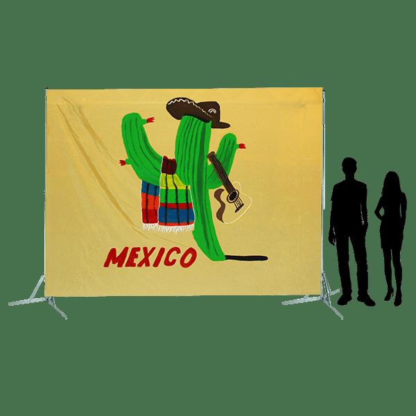 Toile 61 MExico Far West copie 4