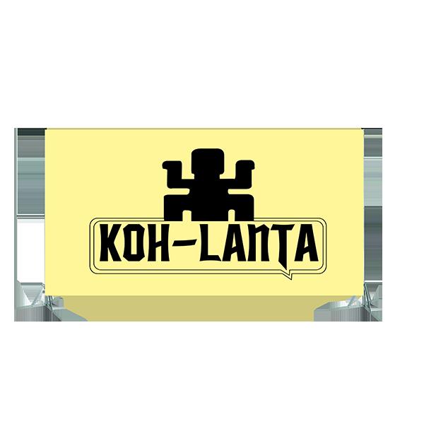 Toile n°21 - 3m00 x 1m80 - Koh Lanta copie