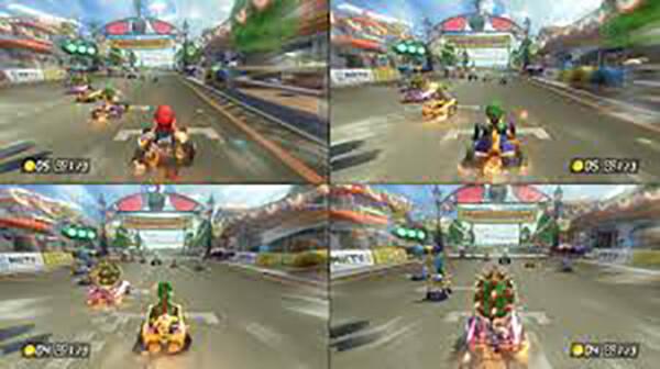 Tournoi de Wii5
