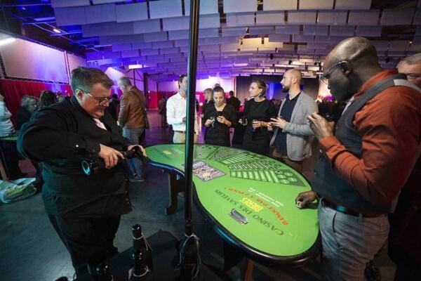 casino bières : en pleine action