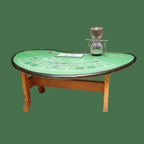 casino chuck a luck 2 4
