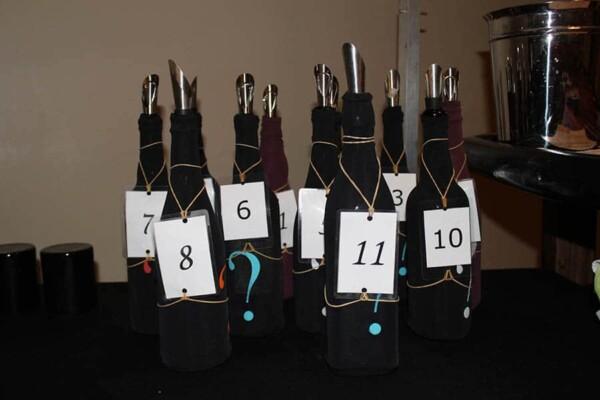 casino couleur des vins : les bouteilles dissimulées