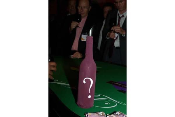 casino couleur des vins : bouteille en jeu
