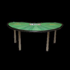 casino fromage : la table détourée