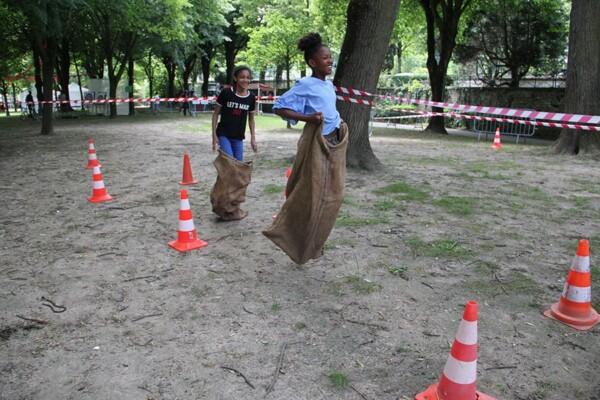 course de sacs : la course ultime