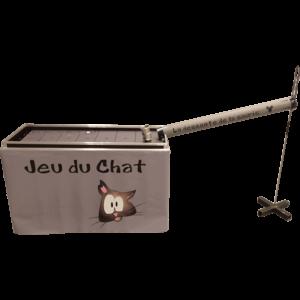 jeu du chat : image détourée