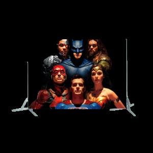 Toile géante : Justice League