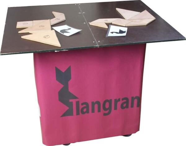 Tangran : le jeu de tangran